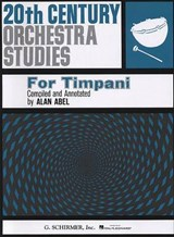 20th Century Orchestra Studies for Timpani |  |