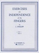 Exercises for Independence of the Fingers |  |