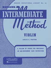 Rubank Intermediate Method - Violin