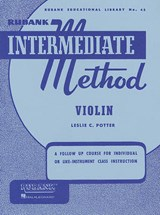 Rubank Intermediate Method - Violin |  |