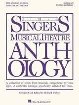 Singer's Musical Theatre Anthology | auteur onbekend |