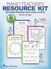 Piano Teacher Resource Kit