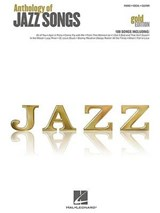 Anthology of Jazz Songs - Gold Edition | auteur onbekend |