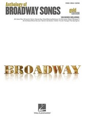 Anthology of Broadway Songs
