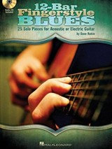 12-bar Fingerstyle Blues | Dave Rubin |
