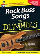 Rock Bass Songs for Dummies | auteur onbekend |