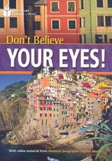 Don't Believe Your Eyes! | Rob Waring |