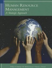 Human Resource Management | Anthony, William P. ; Kacmar, K. Michele ; Perrewe, Pamela L. |