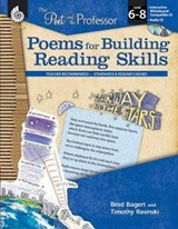 Poems for Building Reading Skills, Levels 6-8 [With CDROM and CD (Audio)] | Brod Bagert |