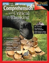 Comprehension and Critical Thinking: Grade 1 | Lisa Greathouse |