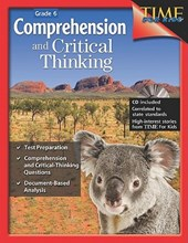 Comprehension and Critical Thinking Grade