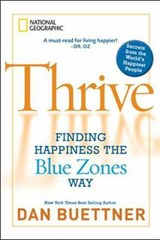 Thrive | Dan Buettner |