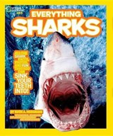 National Geographic Kids Everything Sharks | Ruth Musgrave |