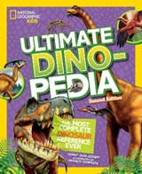 National Geographic Kids Ultimate Dinopedia | Don Lessem |