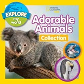 Explore My World Adorable Animals Collection | Esbaum, Jill ; Baines, Becky |