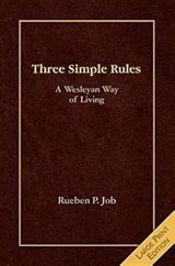 Three Simple Rules [Large Print] | Rueben P. Job |