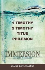 Immersion Bible Studies | James Earl Massey |