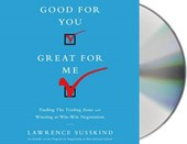 Good for You, Great for Me | Lawrence Susskind |
