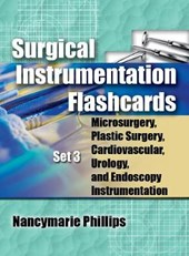 Surgical Instrument Flashcards Set