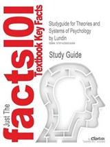 Studyguide for Theories and Systems of Psychology by Lundin, | 5th Edition Lundin |