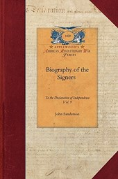 Biography of the Signers V4