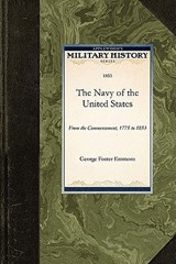 The Navy of the United States | George Emmons |
