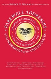 Farewell Addresses of the Presidents of the United States