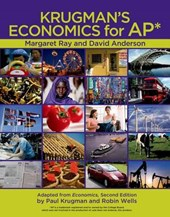 Krugman's Economics for AP [With Hardcover Book(s)] | Margaret Ray |