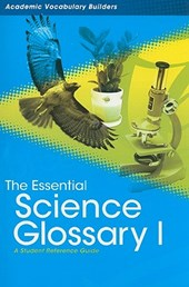 The Essential Science Glossary I
