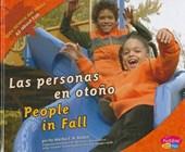 Las personas en otono/ People in Fall