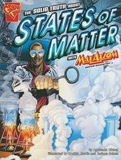 The Solid Truth about States of Matter with Max Axiom, Super Scientist | Agniesezka Biskup |
