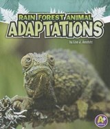 Rain Forest Animal Adaptations | Lisa J. Amstutz |