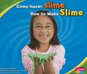 Como hacer slime/ How to Make Slime
