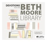 Devotions from the Beth Moore Library Audio CD, Volume 2 | Beth Moore |