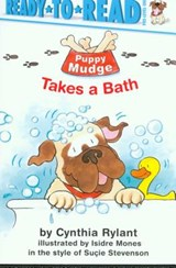 Puppy Mudge Takes a Bath with CD | Cynthia Rylant |