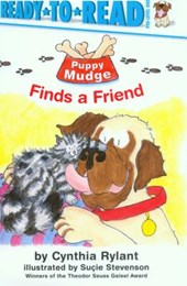 Puppy Mudge Finds a Friend (1 Paperback/1 CD)