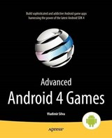 Advanced Android 4 Games | Vladimir Silva |