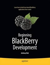 Beginning Blackberry Development | Anthony Rizk |