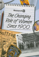 The Changing Role of Women Since | Louise Spilsbury |