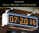 Hours, Minutes, and Seconds | Tracey Steffora |