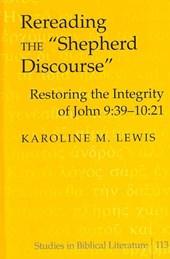 Rereading the 'Shepherd Discourse'