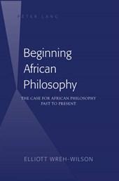 Beginning African Philosophy