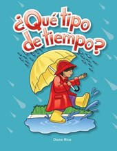 Que Tipo de Tiempo? (What Kind of Weather?) (Spanish Version) (El Tiempo (Weather))