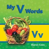My V Words | Sharon Coan |
