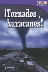¡Tornados y huracanes! (Tornadoes and Hurricanes!) | Cy Armour |
