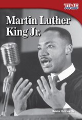 Martin Luther King Jr. (Spanish Version) (Spanish Version) (Early Fluent Plus) | Dona Herweck Rice |
