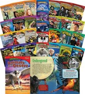 Time for Kids Nonfiction Readers, Grade