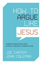 How to Argue like Jesus