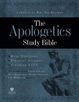 Apologetics Study Bible, Mahogany Leathertouch, The | Holman Bible Staff |