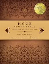 Study Bible-HCSB